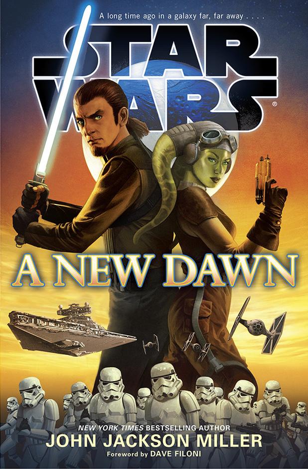 John Jackson Miller's Star Wars: A New Dawn
