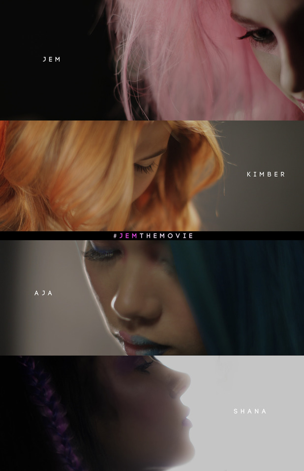 Jem and the Holograms teaser