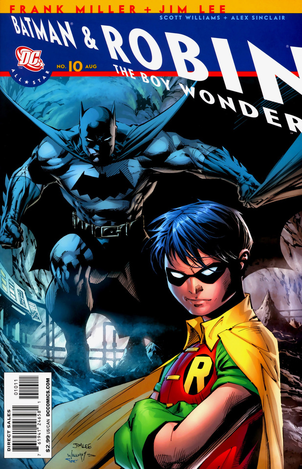 All-Star Batman and Robin #10
