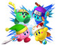 Kirby: Triple Deluxe sub-games for eShop