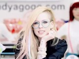 Avril Lavigne in 'Hello Kitty' video