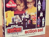 Star Wars play-doh action set