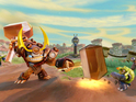 Wallop in Skylanders: Trap Team