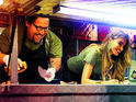 Jon Favreau, Sofia Vergara in Chef