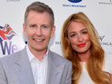 LOS ANGELES, CA - APRIL 22: Comedian Patrick Kielty (L) and TV personality Cat Deeley attend the 8th Annual BritWeek Launch Party at a private residence on April 22, 2014 in Los Angeles, California. (Photo by Frazer Harrison/Getty Images)