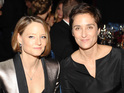 Jodie Foster and Alexandra Hedison attend the Wallis Annenberg Center for the Performing Arts Inaugural Gala