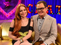 Lindsay Lohan on Alan Carr Chatty Man