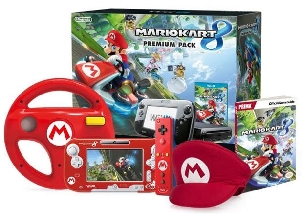 Mario Kart 8 Wii U bundle