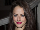 Kaya Scodelario shows off her engagement ring on Instagram
