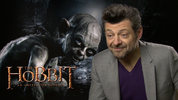 Andy Serkis talks to Digital Spy about reprising his role as Gollum in Peter Jackson's 'The Hobbit'.