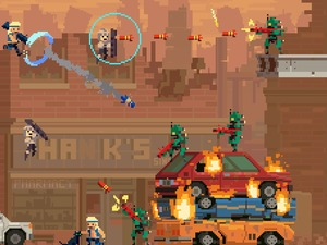 Super Time Force screenshot