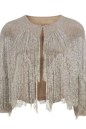 Kate Moss, topshop beaded jacket