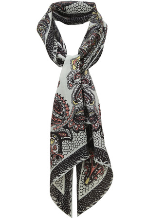 Topshop, collection Kate Moss 2014 scarf