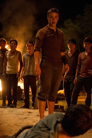 The Maze Runner, Will Poulter