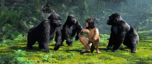 Tarzan (2014)
