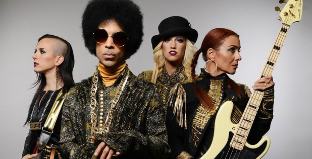 Prince and 3rdEyeGirl press shot 2014.