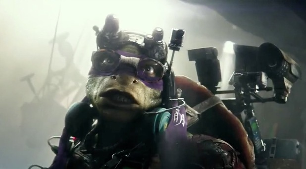 Ninja Turtle Movie 2014 Shredder Teenage Mutant Ninja Turtles