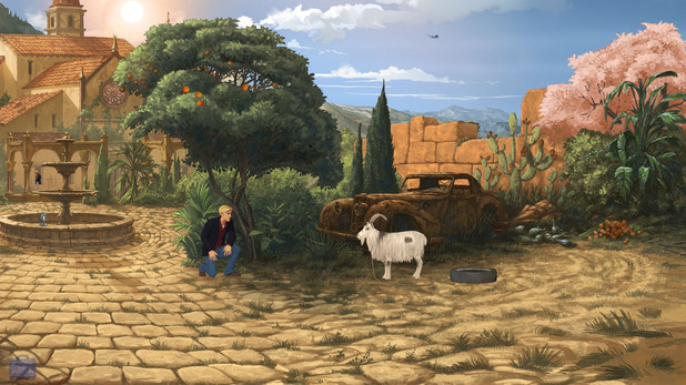 Broken Sword 5 screenshot