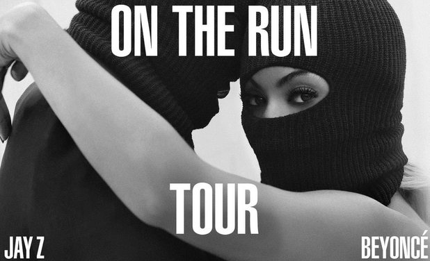 Jay-Z & Beyonce's On The Run tour