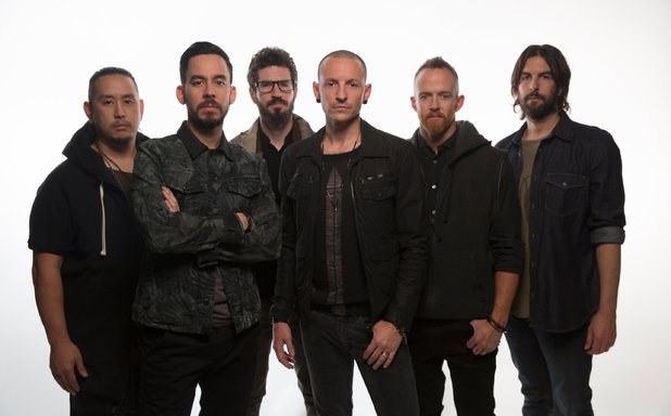 Linkin Park press shot 2014.