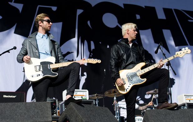 Members of Lostprophets