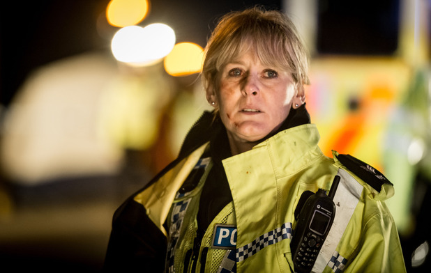 Sarah Lancashire as Catherine in Happy Valley