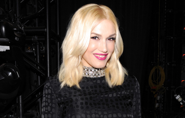 LOS ANGELES, CA - MAY 01: Singer Gwen Stefani appears backstage at the 2014 iHeartRadio Music Awards held at The Shrine Auditorium on May 1, 2014 in Los Angeles, California. iHeartRadio Music Awards are being broadcast live on NBC. (Photo by Kevin Mazur/Getty Images for Clear Channel)