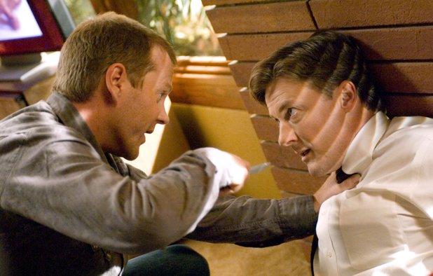 Kiefer Sutherland in 24 season 5