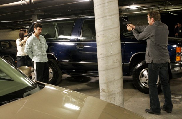 Kiefer Sutherland in 24 season 4