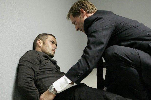 Kiefer Sutherland in 24 season 7