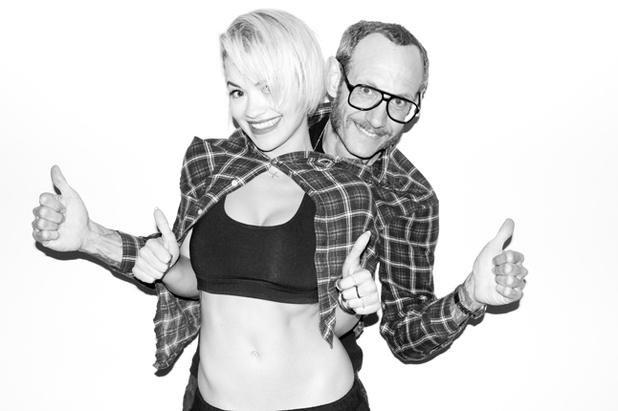 Rita Ora, Terry Richardson,