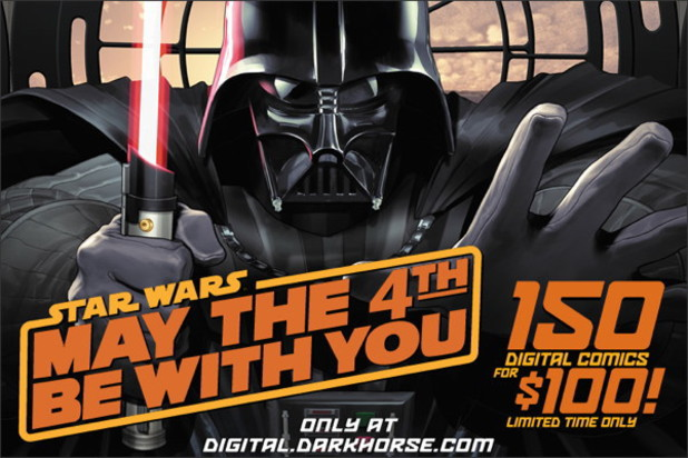 Dark Horse Star Wars bundle