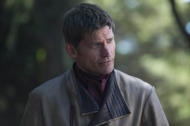 Nikolaj Coster-Waldau as Jaime Lannister in Game of Thrones S04E04: 'Oathkeeper'