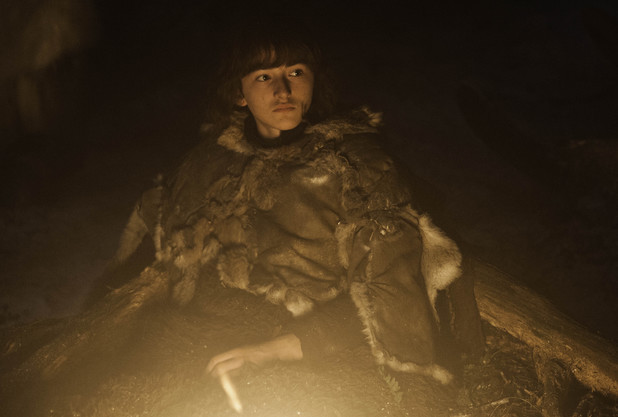 Isaac Hempstead Wright as Bran Stark in Game of Thrones S04E04: 'Oathkeeper'