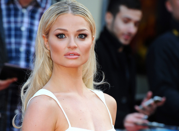 LONDON, ENGLAND - APRIL 29: Emma Rigby attends the UK Premiere of 'Plastic' at Odeon West End on April 29, 2014 in London, England. (Photo by Anthony Harvey/Getty Images)