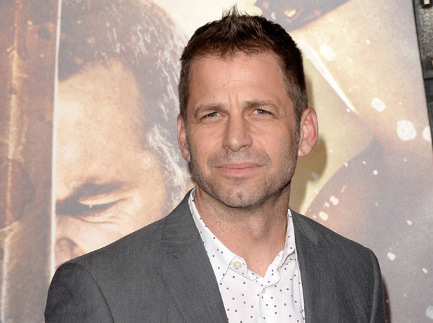 Zack Snyder attends the premiere of Warner Bros P