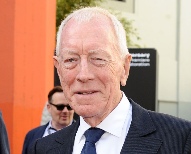 Max von Sydow Star Wars Episode 7