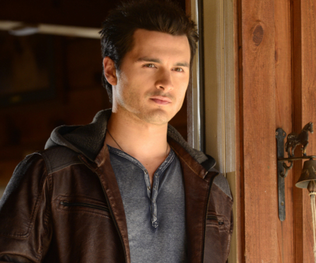 Michael Malarkey as Enzo in The Vampire Diaries S05E20: 'What Lies Beneath'