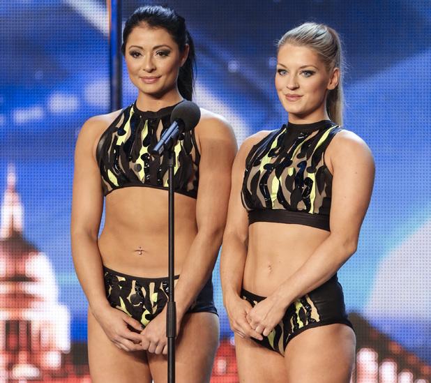 Britain's Got Talent; Terri and Lisette