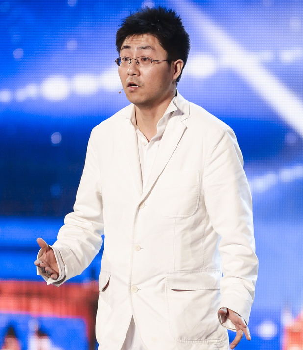 Britain's Got Talent; Jenson Zhu