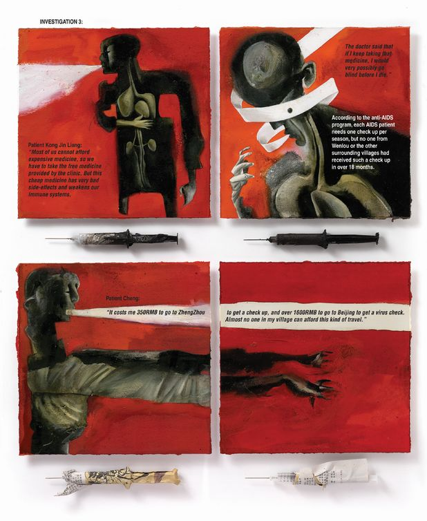 Black Holes by Dave McKean