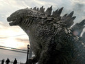 Godzilla faces off with winged creatures in new clip from Gareth Edwards's film.