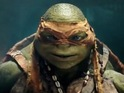 The latest teaser offers up the first good look at the new Ninja Turtles.