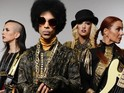 The joint album with 3RDEYEGIRL will contain 12 tracks.
