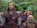 Snow White and the Huntsman Chris Hemsworth, Bob Hoskins
