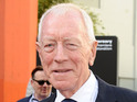 Max von Sydow attends the 'Funny Girl' screening during the 2013 TCM Classic Film Festival Opening Night