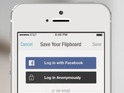 Users can now choose to withhold all personal information when logging in with Facebook.