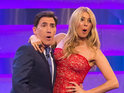 Tess Daly appears on Rob Brydon's game show The Guess List.