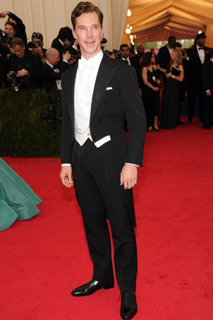 Met Ball 2014: Benedict Cumberbatch