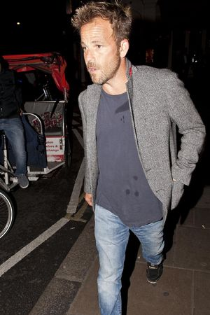 Celebrities at Madame Jojo's club, London, Britain - 08 May 2014 Stephen Dorff 8 May 2014